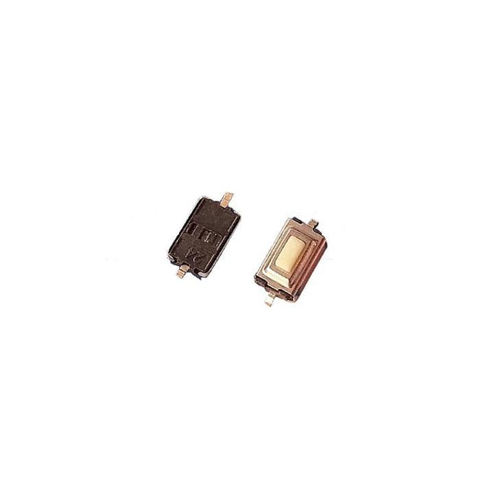 Nút Nhấn 2 Chân 3x6x2.5mm SMD
