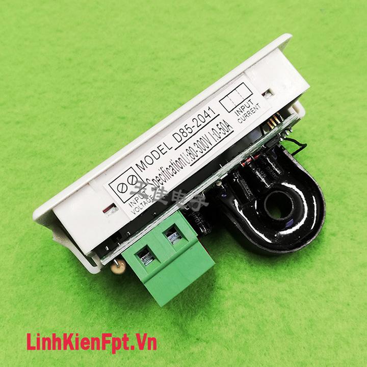 Công tơ điện mini , Đồng hồ đo điện năng tiêu thụ
