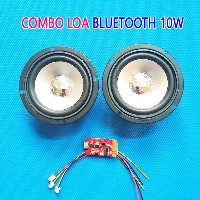 Combo chế loa 10W Bluetooth 4.2