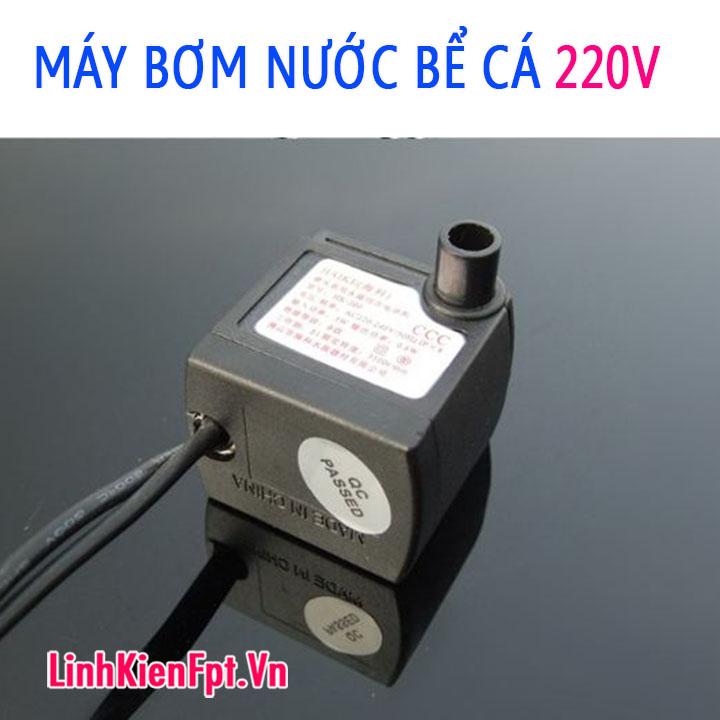 Máy bơm nước bể cá 220V-2.5W
