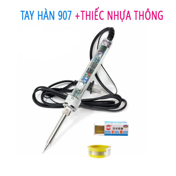 Tay Hàn Điều Chỉnh Nhiệt 907