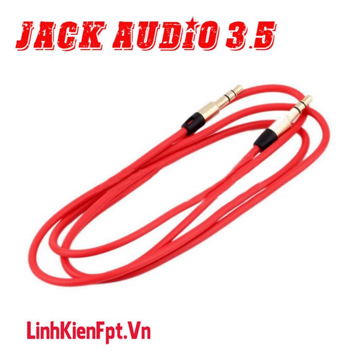 Jack Audio 3.5 2 Đầu