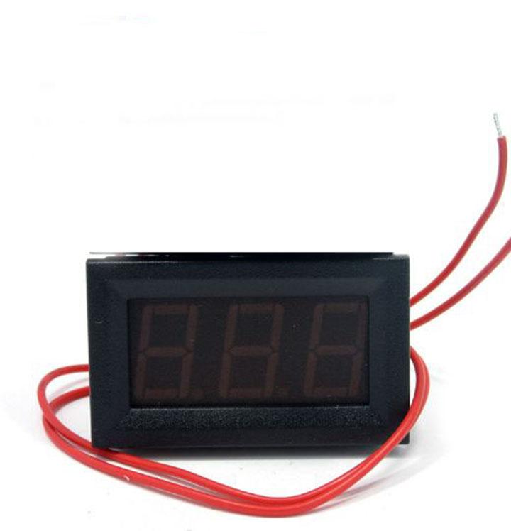 Đồng hồ đo điện áp AC 500V
