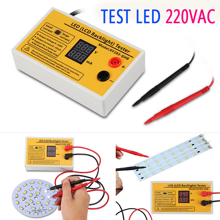 Bộ Test Led 220VAC Đa Năng