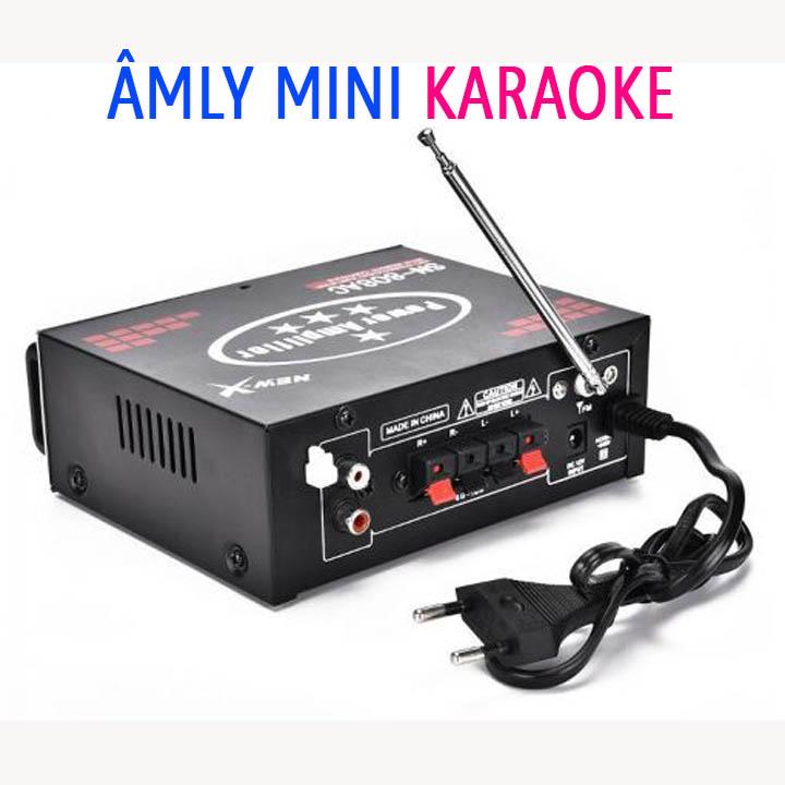 Âm Ly karaoke , Amly mini 100W SN-808AC
