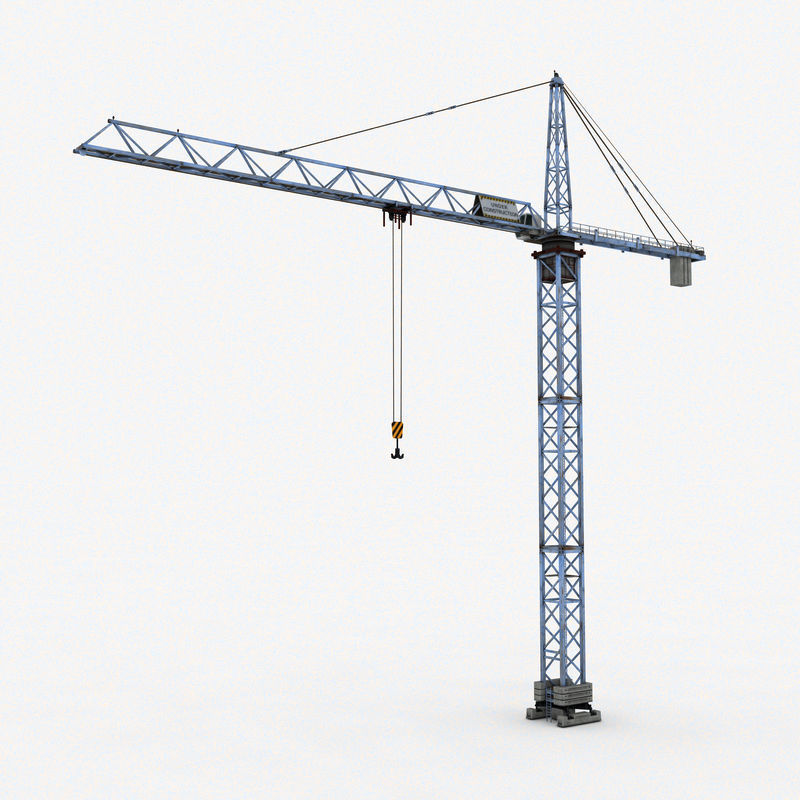 Tower crane 1/14
