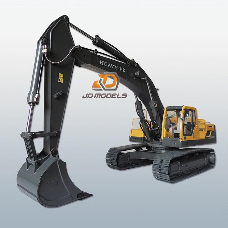 RC Hydraulic excavator