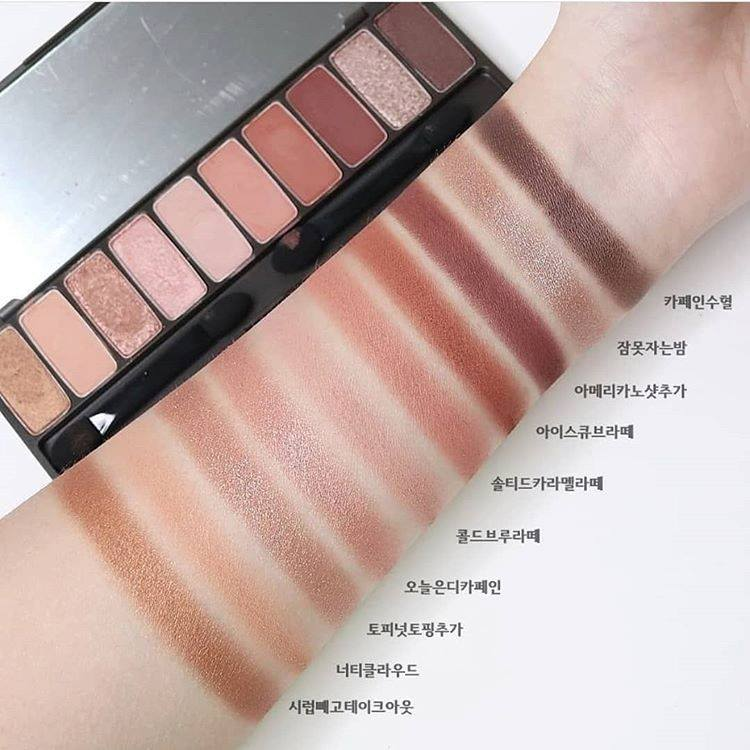 Etude House Play Color Eyes Caffeine Holic 2