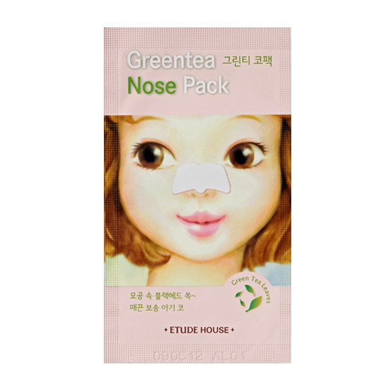 MIẾNG LỘT MỤN VÙNG MŨI ETUDE HOUSE GREEN TEA NOSE PACK