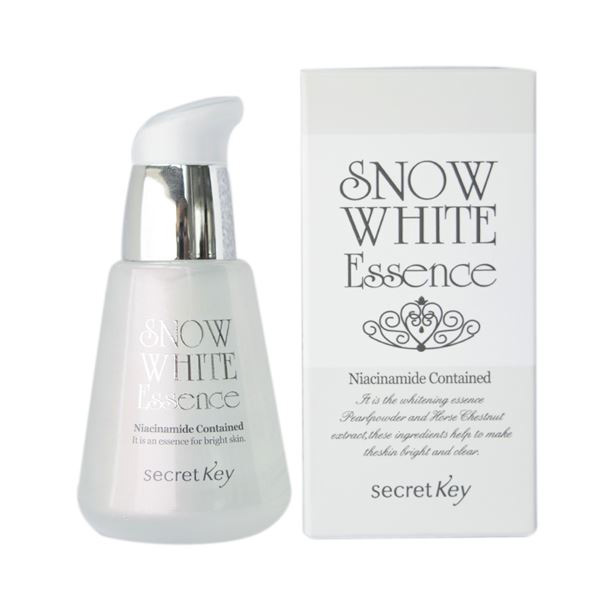 TINH CHẤT DƯỠNG TRẮNG DA SNOW WHITE ESSENCE SECRET KEY