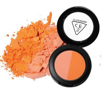 PHẤN MÁ HỒNG 3CE DUO COLOR FACE BLUSH #PEACH CRUSH