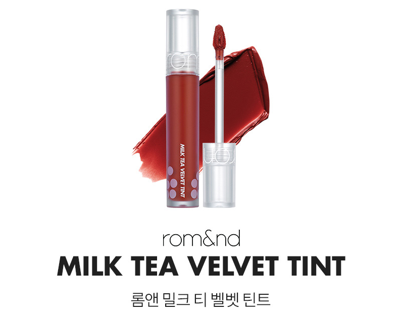 SON ROMAND MILK TEA VELVET TINT