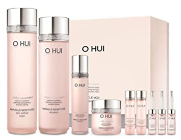 BỘ DƯỠNG ẨM TRẮNG HỒNG OHUI MIRACLE MOISTURE SPECIAL SET