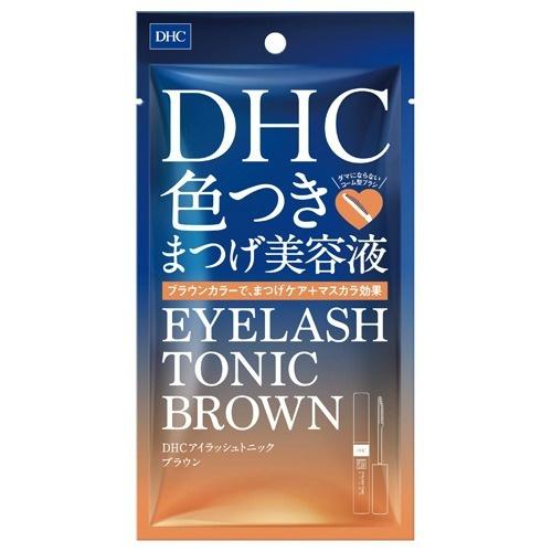 DƯỠNG MI HIỆU ỨNG MASCARA  DHC EYELASH TONIC BROWN