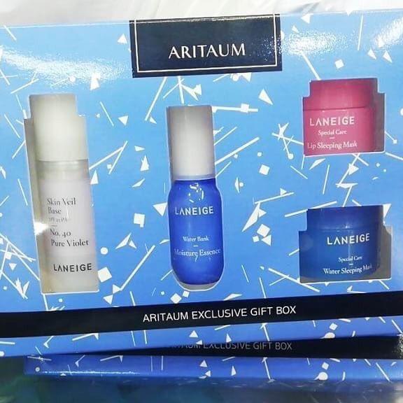 SET ARITAUM EXCLUSIVE GIFT BOX
