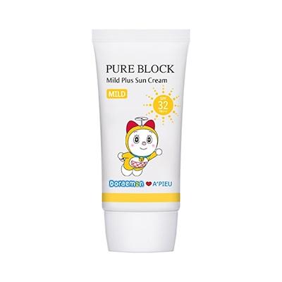 KEM CHỐNG NẮNG A'PIEU PURE BLOCK – MILD PLUS SUN CREAM SPF32 PA++