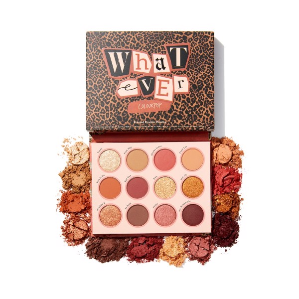 BẢNG PHẤN MẮT COLOURPOP #WHATEVER EYESHADOW PALETTE