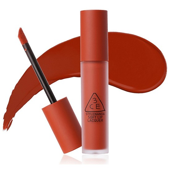 <HOT> SON KEM 3CE SOFT LIP LACQUER MÀU #NULL SET