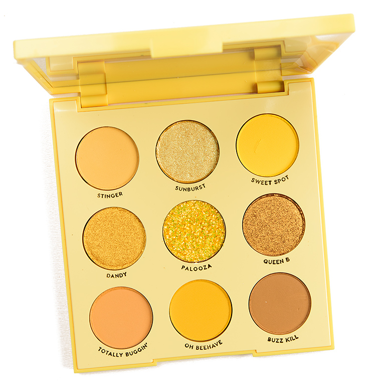 BẢNG PHẤN MẮT COLOURPOP UH HUH HONEY EYESHADOW PALETTE