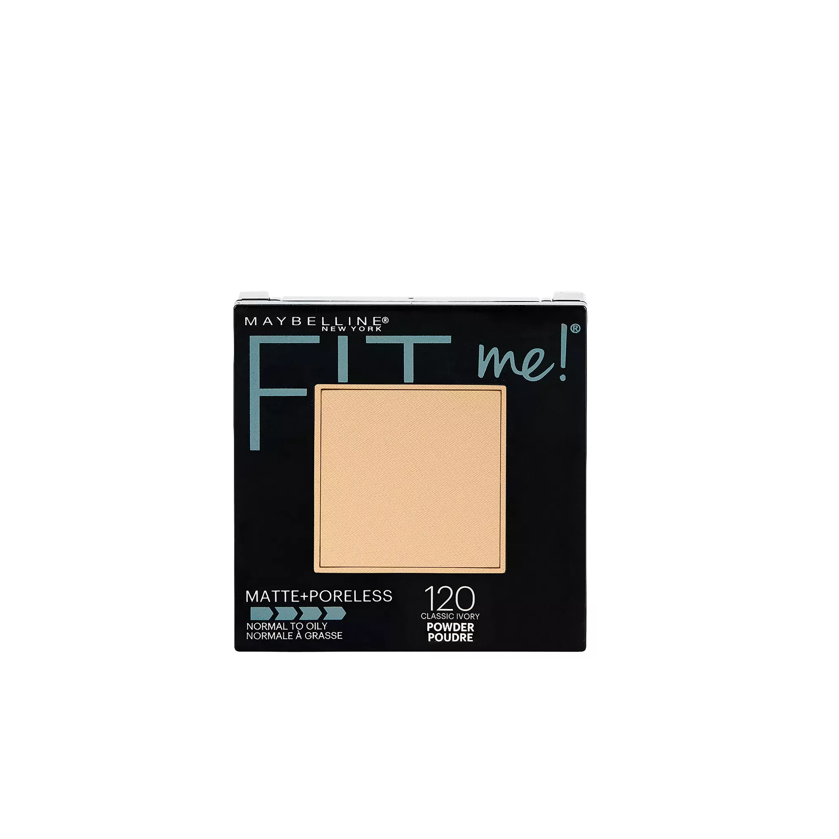 PHẤN PHỦ MAYBELLINE FIT ME MATTE+PORELESS POWDER