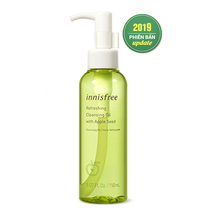 DẦU TẨY TRANG INNISFREE APPLE JUICY CLEANSING OIL