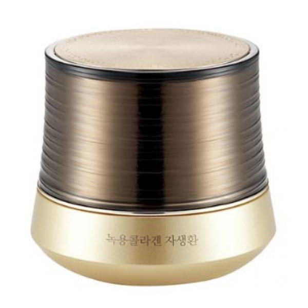 KEM DƯỠNG THE FACE SHOP NOKYONG COLLAGEN CONTOUR LIFT GOLD CAPSULE CREAM