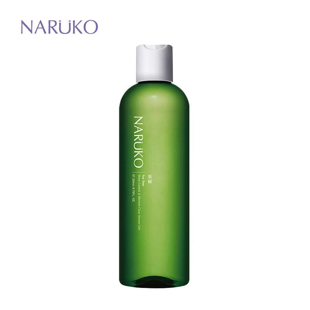 SỮA TẮM NARUKO TEA TREE SHINE CONTROL AND BLEMISH CLEAR SHOWER GEL