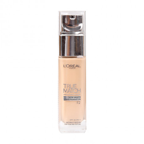 KEM NỀN L'OREAL TRUE MATCH SATIN SMOOTH LIQUID FOUNDATION
