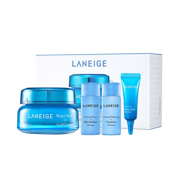 SET DƯỠNG ẨM LANEIGE WATER BANK GEL CREAM