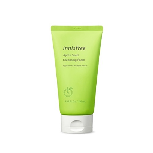<UPDATE MẪU MỚI> SỮA RỬA MẶT INNISFREE APPLE SEED DEEP CLEANSING FOAM