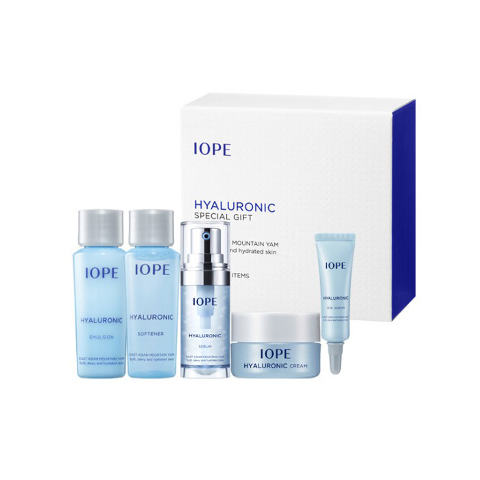 <MINI> BỘ DƯỠNG IOPE HYALURONIC SPECIAL GIFT 5 ITEMS