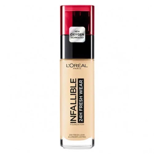KEM NỀN LOREAL INFALLIBLE 24H FRESH WEAR