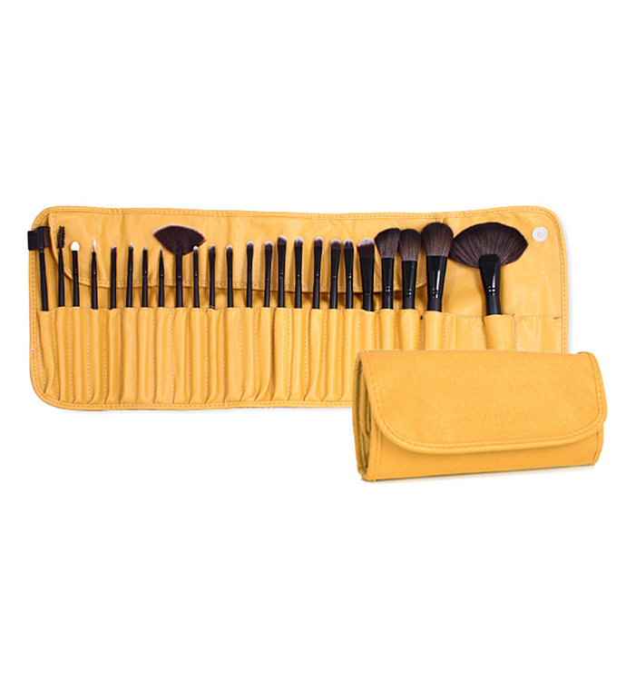VACOSI ADVANCED BRUSH SET - 24 PCS (YELLOW)