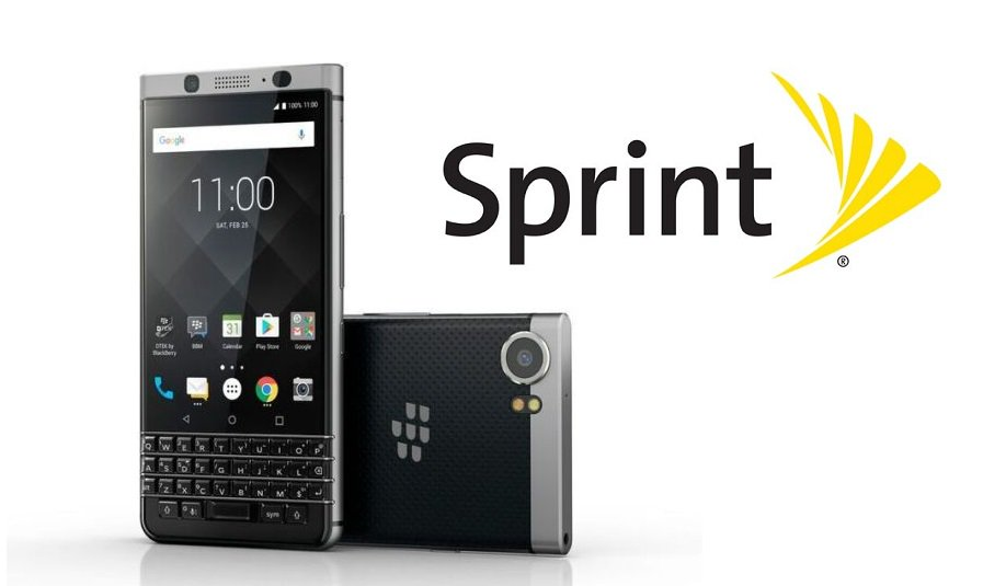 Blackberry KeyOne Sprint 95%
