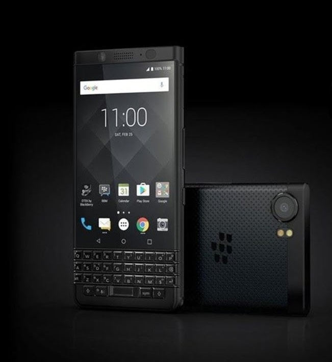 blackberry-keyone-black-4g-64g-likenew