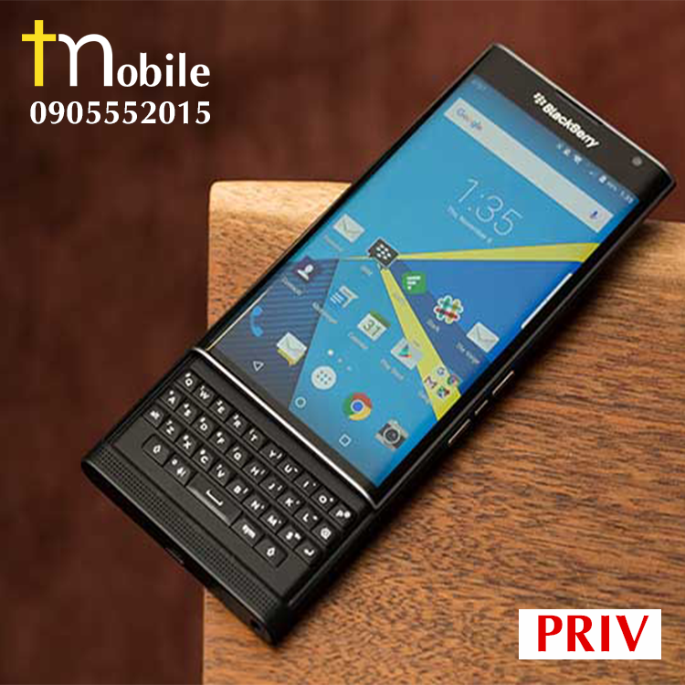 Blackberry Priv New Nobox
