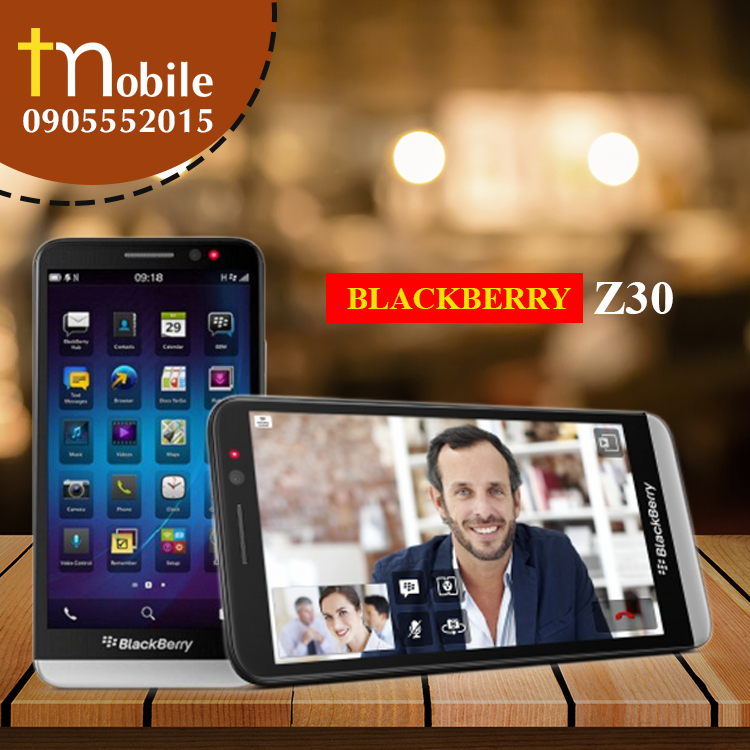 Blackberry Z30 new
