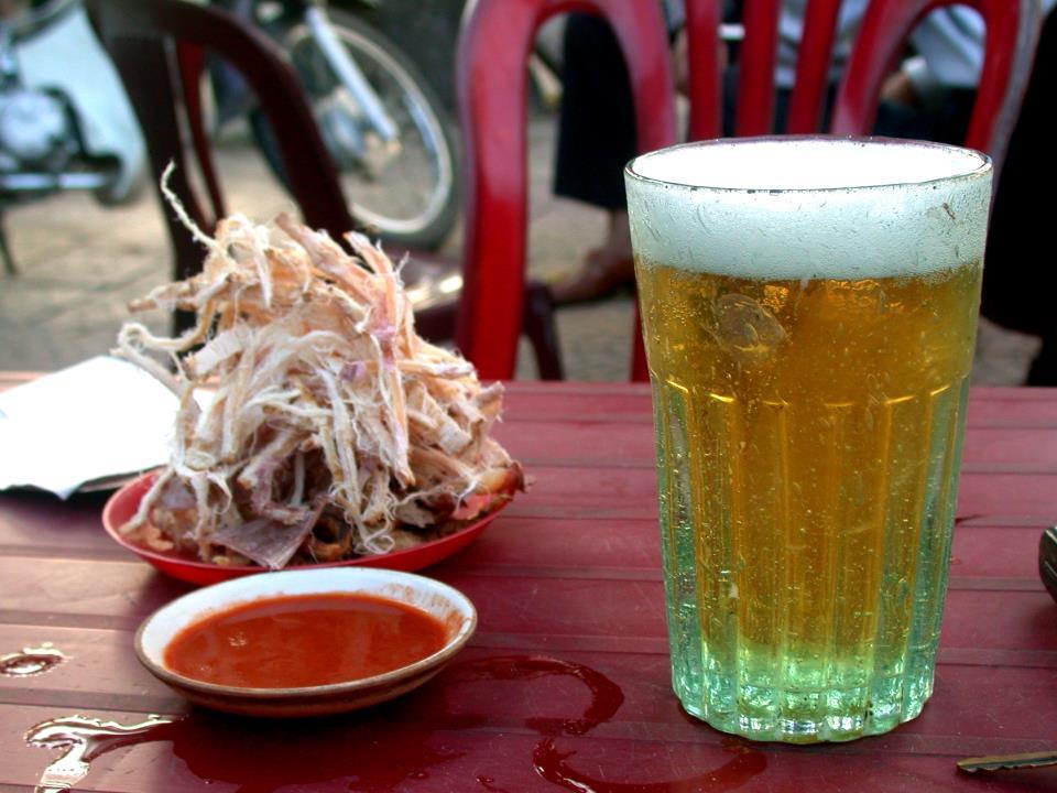 những quán bia hơi Hà Nội ngon nhất