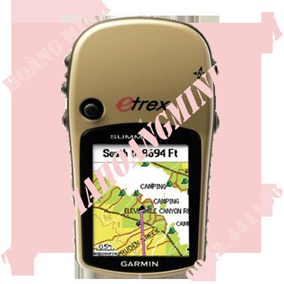 MÁY ĐỊNH VỊ GPS CẦM TAY GARMIN ETREX SUMIT HC