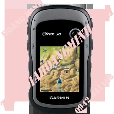MÁY ĐỊNH VỊ GPS CẦM TAY GARMIN ETREX30