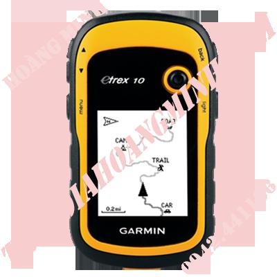 MÁY ĐỊNH VỊ GPS CẦM TAYGARMIN ETREX10