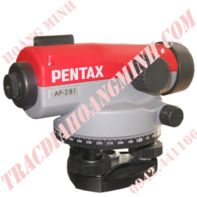 máy thủy bình pentax ap281