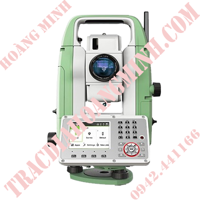 MÁY TOÀN ĐẠC LEICA FLEXLINE TS07 R500 2