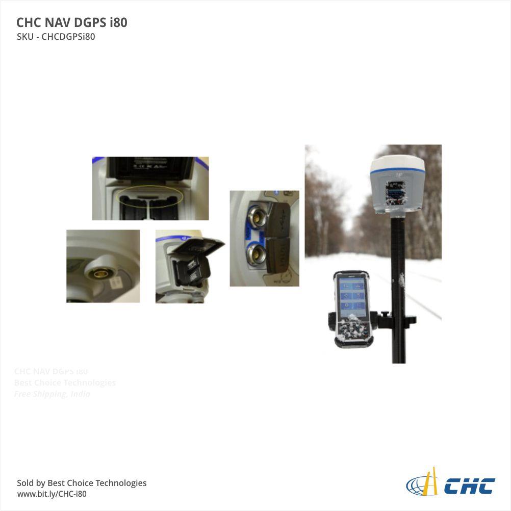 MÁY ĐỊNH VỊ GPS 2 TẦN CHC RTK I80 GNSS