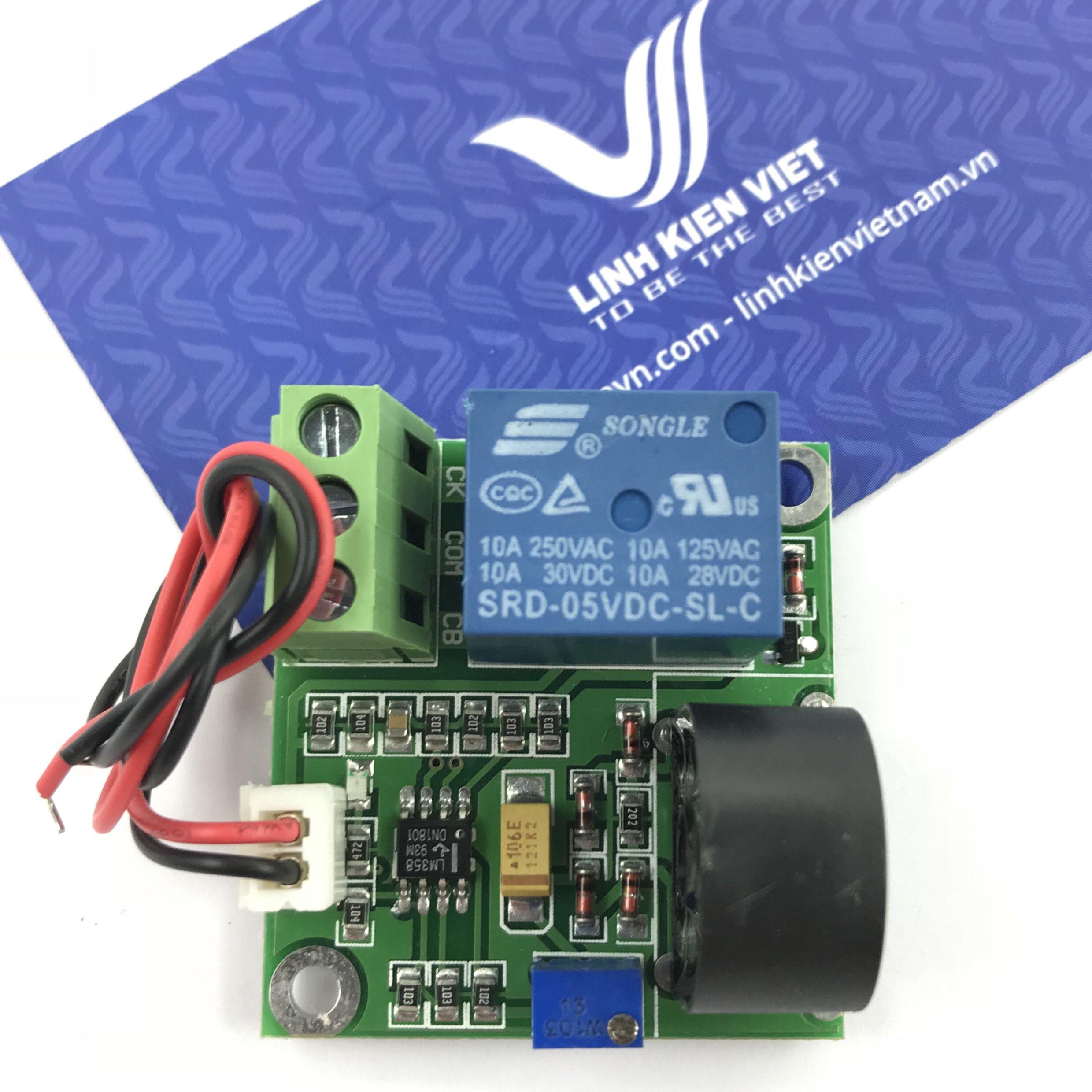 Module cảm biến dòng AC 5A ZMCT103 - S5H10