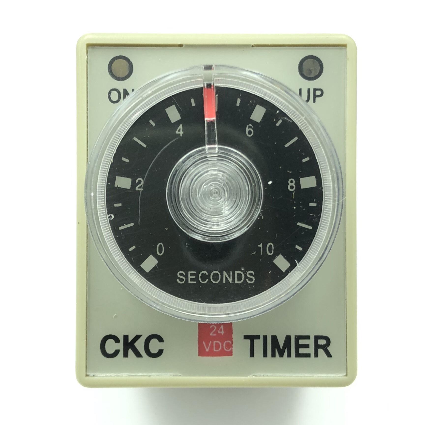 Relay thời gian CKC AH3-3 / 24VDC 10 giây - I9H24