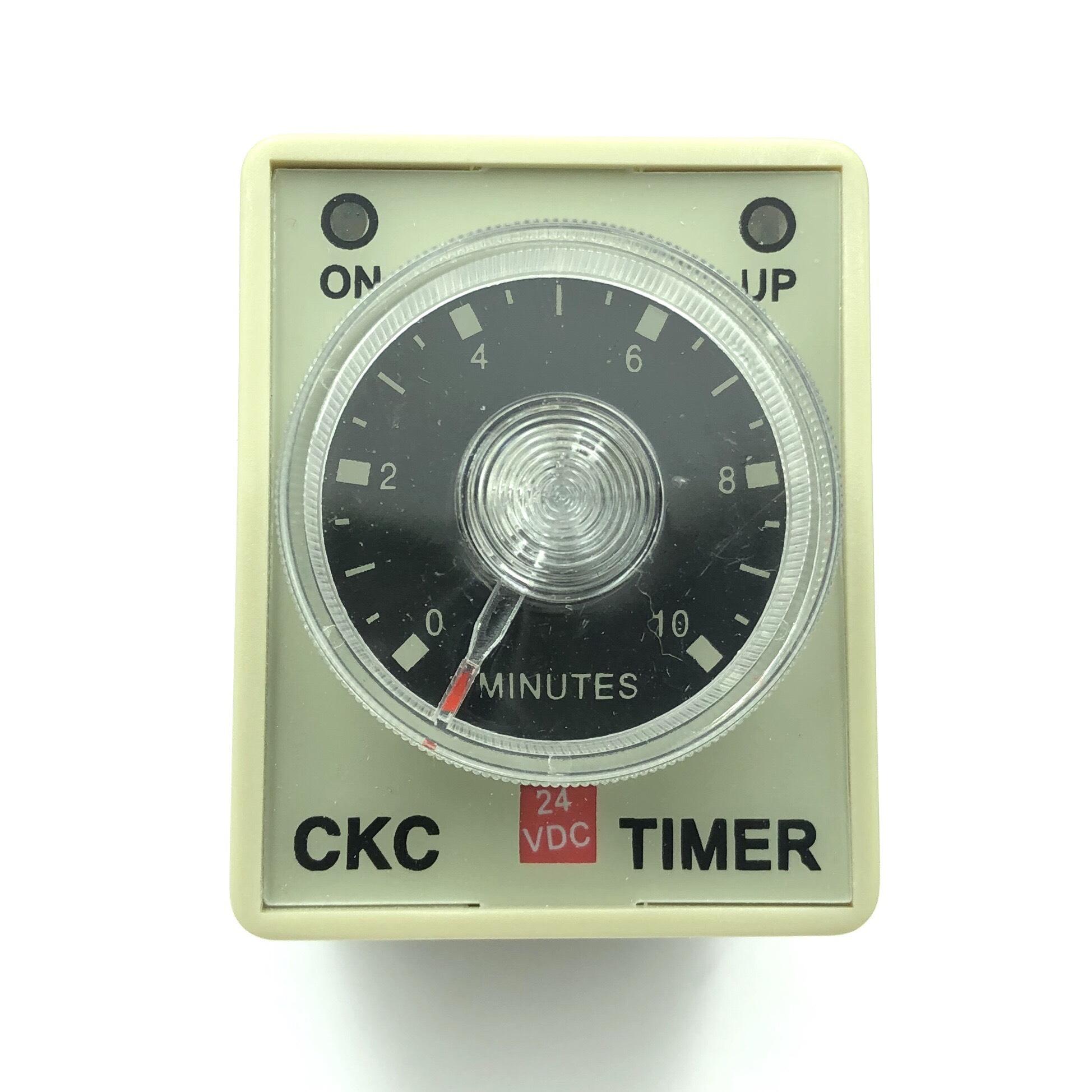 Relay thời gian CKC AH3-3 / 24VDC 10 phút - I9H23