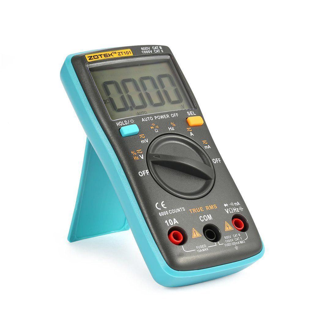 Đồng hồ vạn năng ZOYI mini ZT101 tự động chọn dải