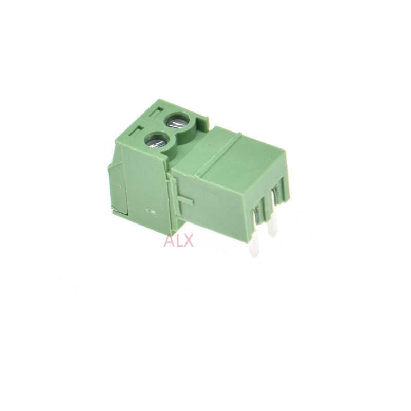 Header 2 3.81mm / EDG 2 Cong 3.81mm - D7H15