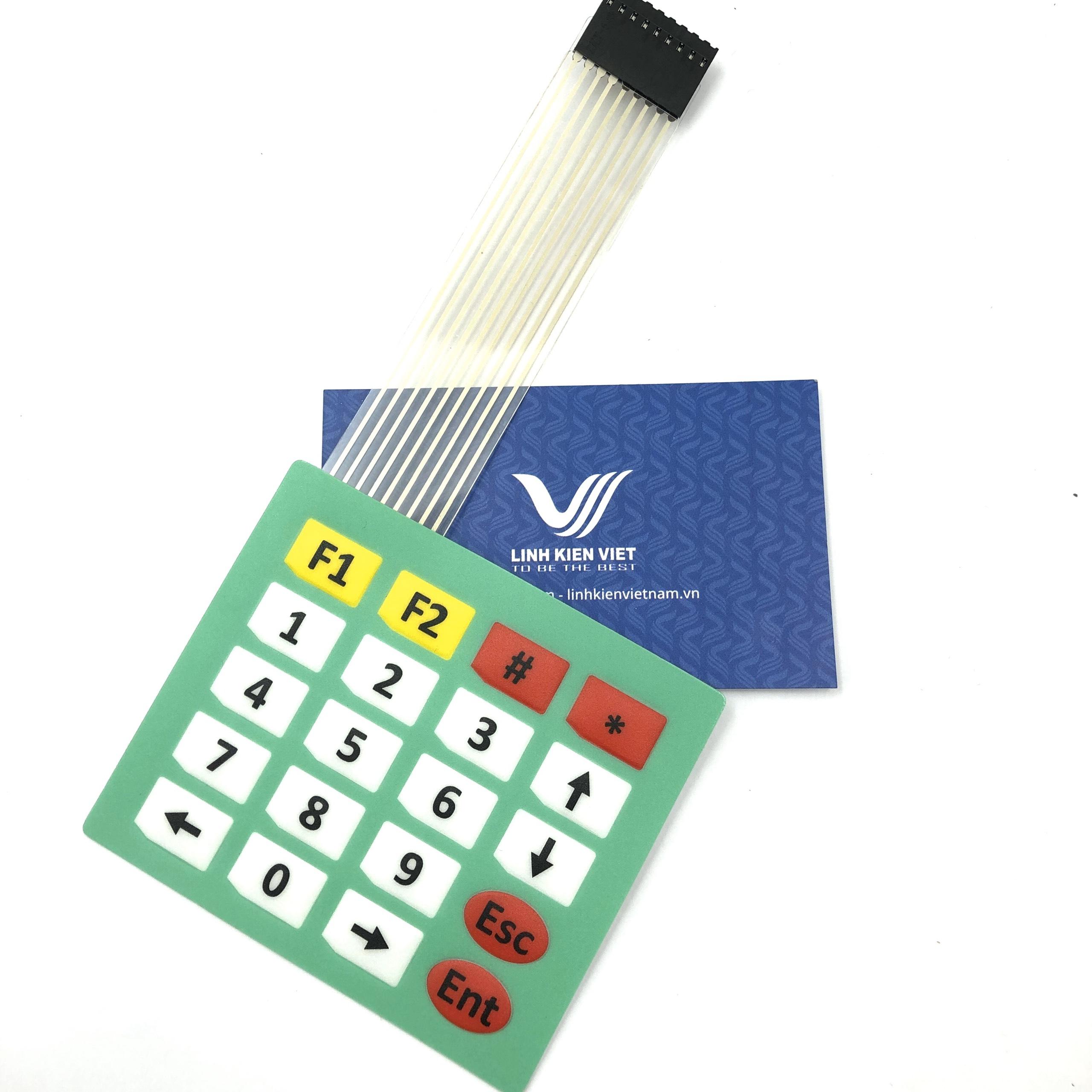 Module bàn phím ma trận 5x4 - S2H2